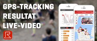 Live tracking, resultat, video - trail ved